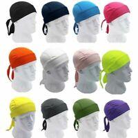 Bicycle Sport Headscarf Bike Cycling Caps Anti-sweat Bandana Quick Dry Scarf Hat