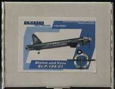 Anigrand Models 1/144 BLOHM und VOSS Bv.P.184 German Long Range Bomber Project