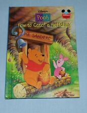 Disney Wonderful World of Reading  - How to Catch a Heffalump - Pooh      #0616