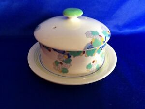 **RARE** Royal Doulton 'Wynn' Lidded Butter Dish