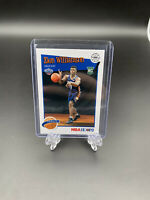 2019-20 Panini NBA Hoops Zion Williamson RC Rookie Tribute #296