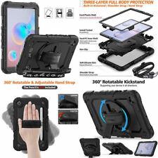 Samsung Galaxy Tab A 8.4 2020 Case Shockproof Screen Protector Pen Holder Black