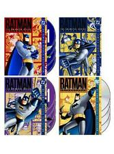 """BATMAN THE COMPLETE ANIMATED SERIES 1-4 COLLECTION 16 DISCS BOX SET R4 """"NEW"""""""