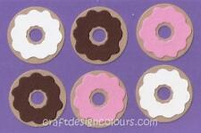 DIE CUT - 6 X DONUTS (KIT)