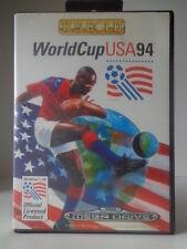 Mega Drive-world cup usa 94 (PAL) (con embalaje original/sin instrucciones) 10821565