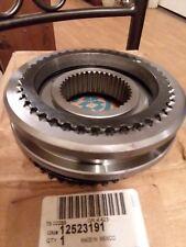 camaro pontiac firebird manual  transmission synchronizer gear 12523191 nos