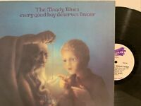 The Moody Blues – Every Good Boy Deserves Favour LP 1971 Threshold – THS 5 NM