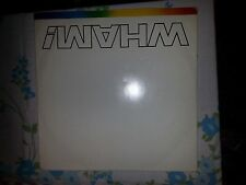 LP 33 GIRI DISCI WHAM ! THE FINAL 2 LP