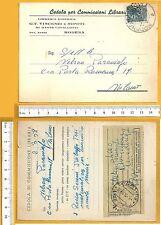 Cedola di Commissione Libraria - LIBRERIA G.T. Vincenzi & Nipoti -25285