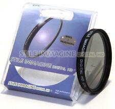 FILTRO POLARIZADOR CIRCULAR CPL FILTER 58 mm SERIES 1 PROFESIONAL