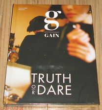 GAIN Brown Eyed Girls Truth Or Dare 3RD MINI ALBUM K-POP CD & FOLDED POSTER NEW
