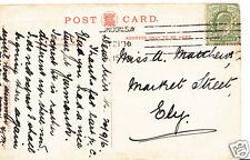 Genealogy Postcard - Family History - Matthews - Ely - Cambridgeshire BH4063