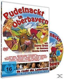 Pudelnackt in Oberbayern, 1 DVD (2012)