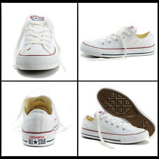 Converse Women's All-Star Chuck Taylor Low Top Trainers 4 Colors Full Size Shoes