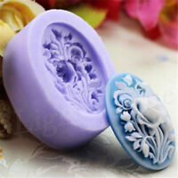 Rose Flower Silicone Fondant Mould Cake Decorating Chocolate Baking Mold 0093R