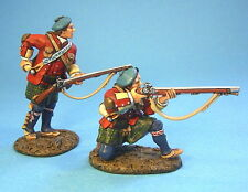 JOHN JENKINS QHL03 FRASER HIGHLANDER SKIRMISHING # 2 - 2 FIGS MIB