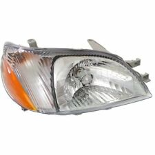 New Headlight (Passenger Side) for Toyota Echo TO2503134 2000 to 2002