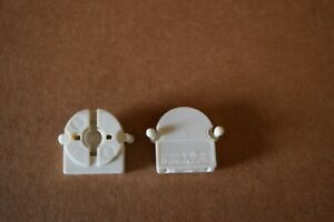 Tanning bed lamp sockets for Sunquest / E-3 beds