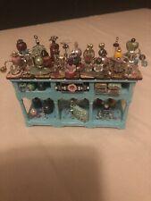 dolls house perfume bottle display