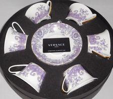 Rosenthal Versace Grand Divertissement Set 6 Teetassen 12 tlg. Neu & Ovp Tasse
