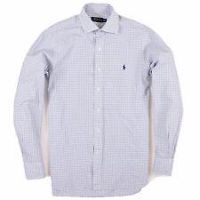 Ralph Lauren Herren Hemd Shirt Freizeithemd Gr.39 (L) Kariert Mehrfarbig 89543