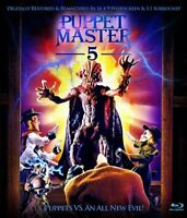 Puppet Master 5 [New Blu-ray]