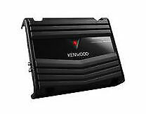NEW! Kenwood KAC-5206 400W 2-Channel Performance Series Class AB Car Amplifier