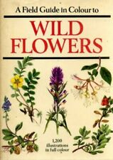 A Field Guide in Colour to Wild Flowers by Aichele, Dietmar Book The Fast Free