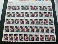 United States Scott 1701, the 13 cent Christmas Nativity sheet of 50 stamps