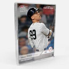 Mashahiro Tanaka New York Yankees FROM 2018 Topps NOW Postseason Set MLB