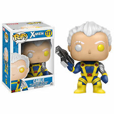 Funko X-Men POP Cable Bobble Head Vinyl Figure NEW Toys Marvel Collectibles