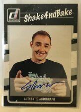 Shake4ndBake (YouTube) 2016 Panini The National Silver Pack Autograph Auto SP