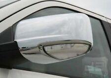 2009 - 2011 Dodge Ram Chrome MIRROR COVERS w/ blnker hole