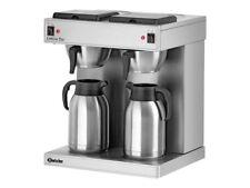 Bartscher Contessa Duo Grau Filter-Kaffeemaschine