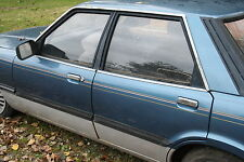 Ford Cortina Mk 3/4/5 Exterior Door Weather Strip Set of 4 NEW Ebay18