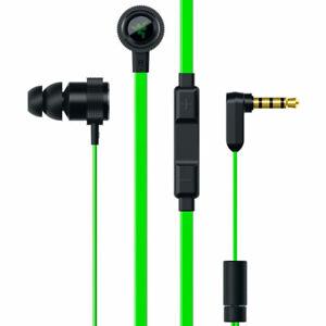 NEW Razer Hammerhead Pro V2 In-Ear PC Music Game Headset headphone earphone