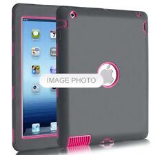 Coque Etui Housse Rigide PU Synthétique pour Tablette Apple iPad Air 2 /3576