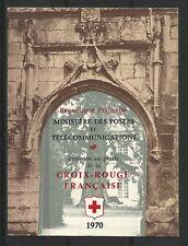 Carnet Croix-Rouge 1970 ** - Superbe