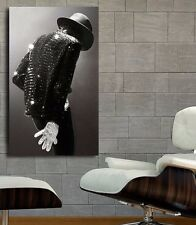 Poster Mural Michael Jackson Musician 40x58 inch (100x147 cm) on Adhesive Vinyl