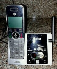 AT&T CL82463 Cordless Phone Answering System W/Caller ID/Call Wait Main Base+1Ha