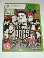 "Sleeping Dogs  Xbox 360 ""FREE UK P&P"""