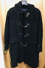 Zara Womens Winter 78% Lana Wool Duffle Coat Size EU XS US XS