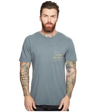 NEW RIP CURL OVER RIDE POCKET LARGE CUSTOM TEE T SHIRT code 18-81