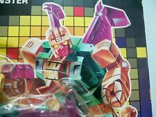 K1785701 CUTTHROAT RESEAL NEAR MOC TRANSFORMERS 1987 G1 TERRORCON 100% COMPLETE