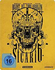 Sicario - Steelbook Edition # Blu-ray-neu