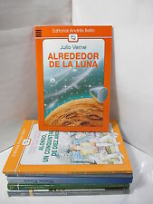 ALREDEDOR DE LA LUNA Graded Spanish Literature Libros en Espanol