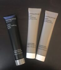 LIVING PROOF LOT 2 No Frizz Nourishing Styling Cream & 1 TBD multi task styler