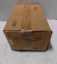 """HUBBELL RACO 4"""" SQUARE DRAWN COVER BOX OF 50 779 NIB"""