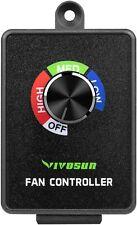 Vivosun Etl Certified Variable Fan Speed Controller for Inline Fan Air Blower