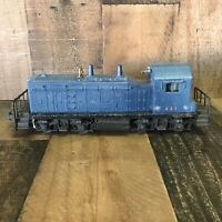 Lionel 621 Jersey Central NW2 Switcher O Gauge Locomotive -For Parts/ Repair